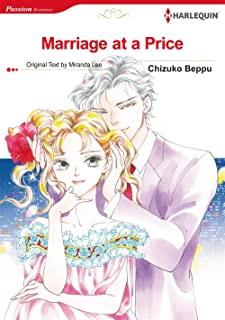 Marriage At A Price: Harlequin comics (English Edition)