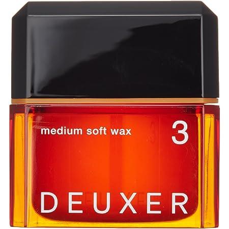 ナンバースリー DEUXER(デューサー) ミディアムソフトワックス 3 80g