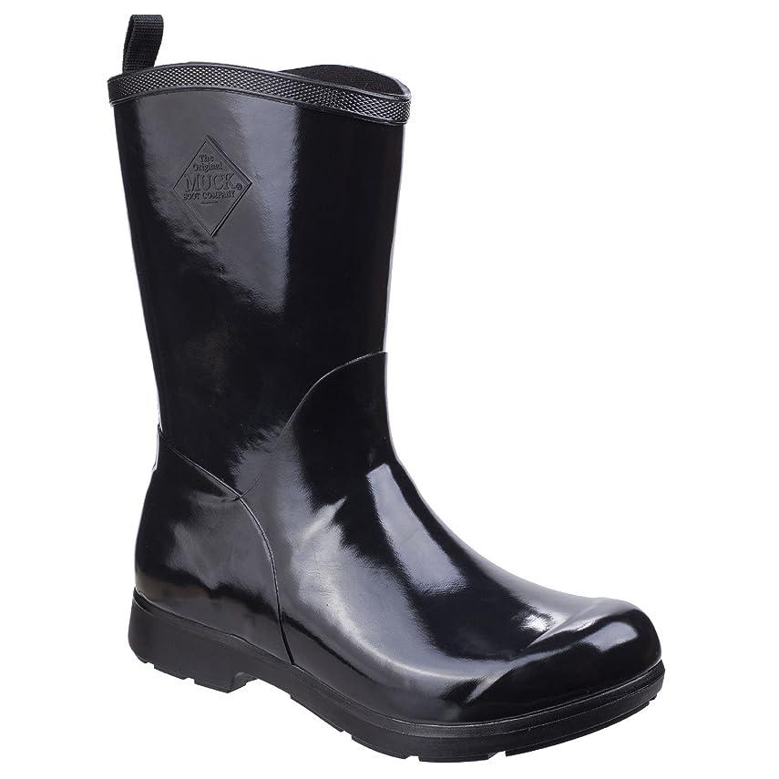 クリケットランドマークこれまで[Muck Boots] (マックブーツ) レディース Bergen ミドル丈 軽量 レインブーツ 婦人長靴 女性用