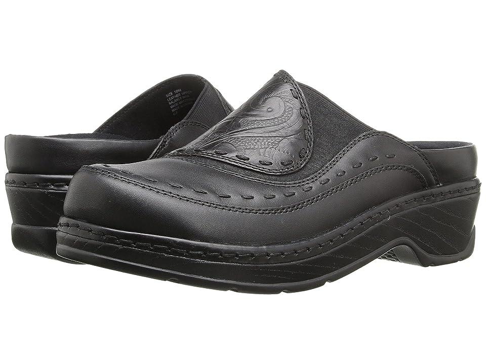 Klogs Footwear Melbourne (Black Eagle) Women