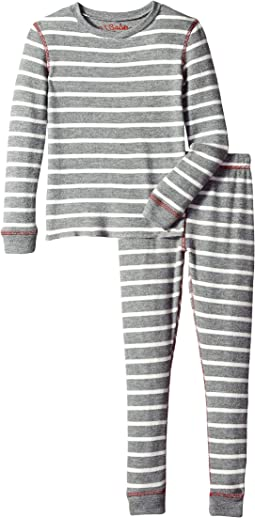 Stripe Two-Piece Jammies Set (Toddler/Little Kids/Big Kids)