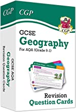 New Grade 9-1 GCSE Geography AQA Revision Cards (CGP GCSE Geography 9-1 Revision)