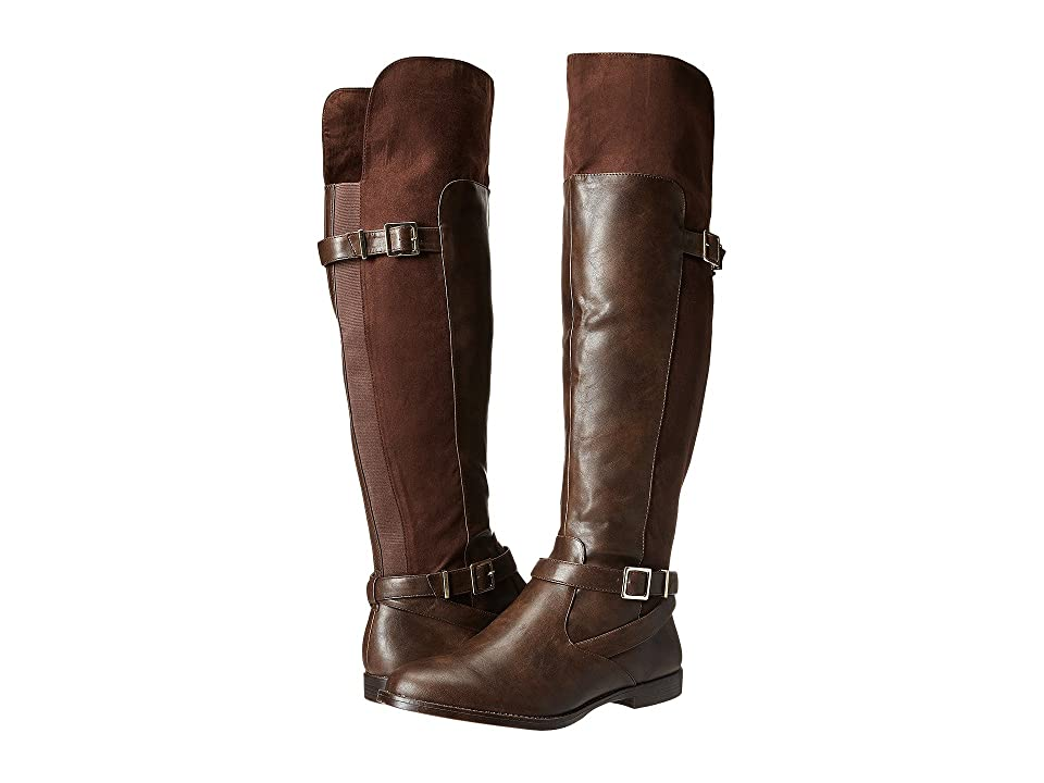 Bella-Vita Romy II (Brown/Brown Super Suede) Women