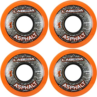 Labeda Wheels Inline Roller Hockey Gripper Asphalt 59mm X4