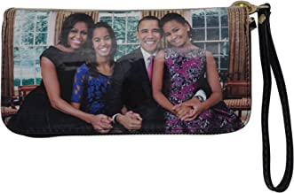 Michelle Obama Family Style Wallet