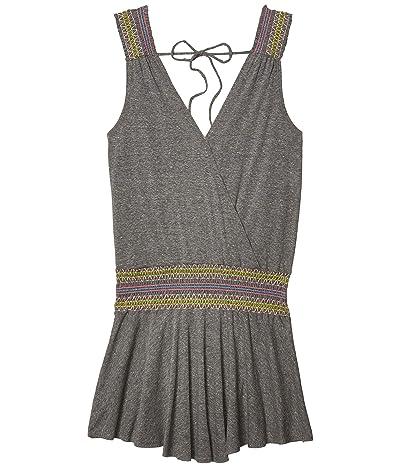 SOLUNA SWIM Malibu Mini Dress (Heather Grey) Women