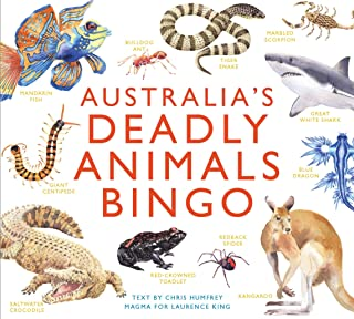 Australia's Deadly Animals Bingo: And Other Dangerous Creatures from Down Under