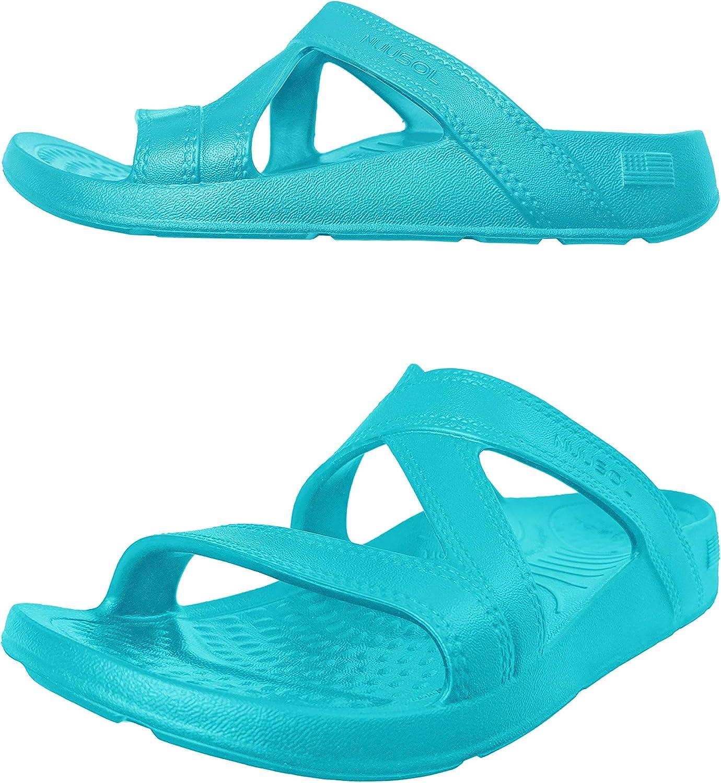 NUUSOL Hailey Slide Women Flip quality assurance Flops supreme S Sandals; Durable Non-Slip