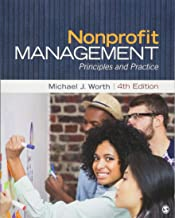 nonprofit management principles and practice 4th edition