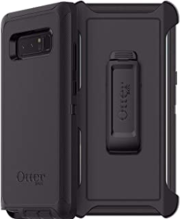 Otterbox Defender Series Screenless Edition Case for Samsung Galaxy note8 - Retail Packaging - Black