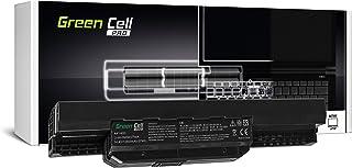 Green Cell PRO Serie A32-K53 A41-K53 Batería para ASUS K53 K53E K53S K53SJ K53SV K53U X53 X53S X53SV X53U X54 X54C X54F X54H X54L Ordenador (Las Celdas Originales Samsung SDI, 4 Celdas, 2600mAh)
