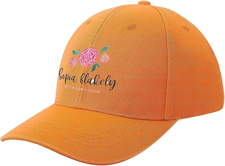 Fashion DIY Adjustable Cap Printed Colorful Butterfly Design Baseball Cap dad Cap Hip-hop Cap Black Baseball Cap
