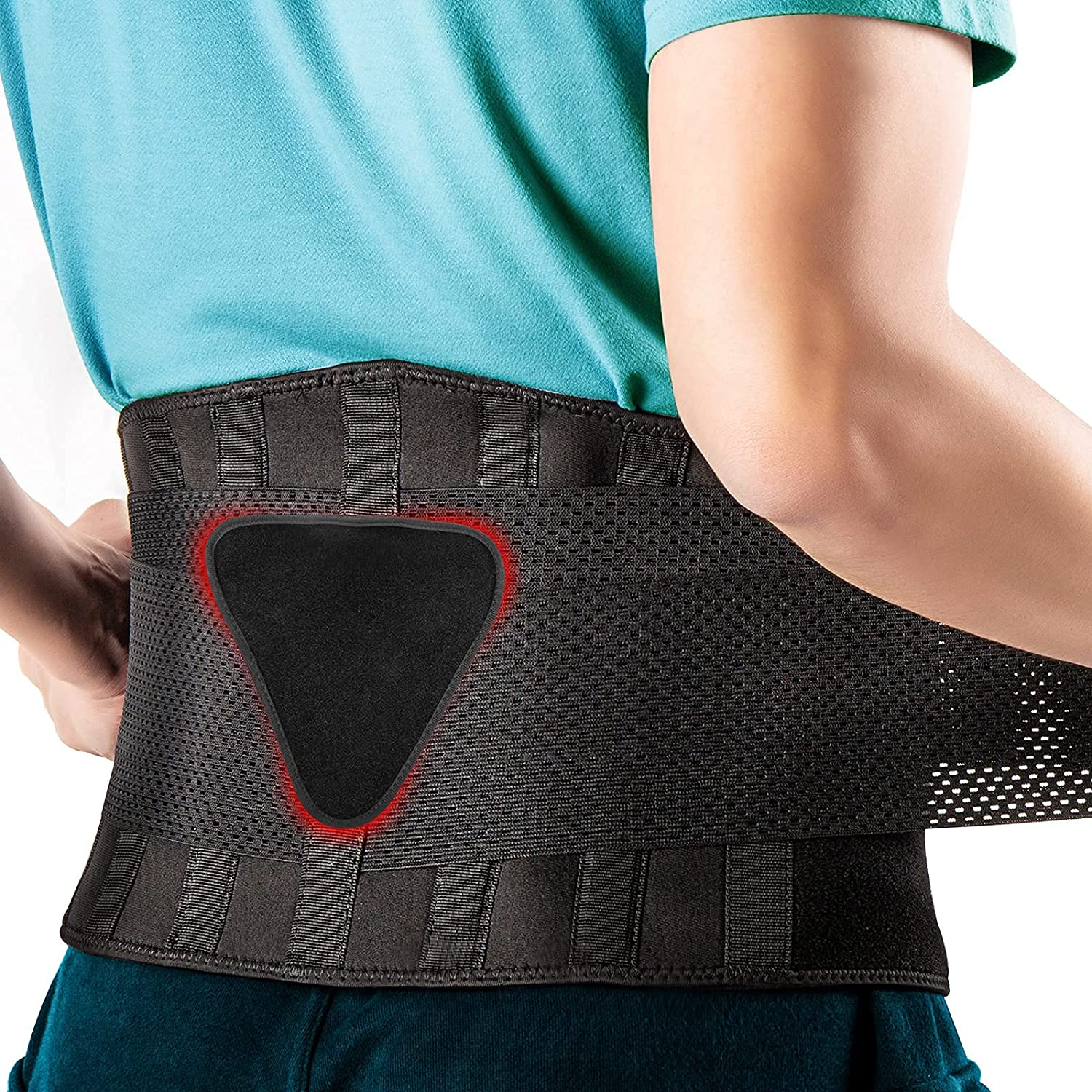 New products, world's highest quality popular! Plus Size Back Brace High material Pain Lower for 3XL