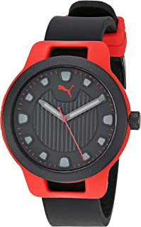 Puma Men's Reset V1 Quartz Three Hand Watch