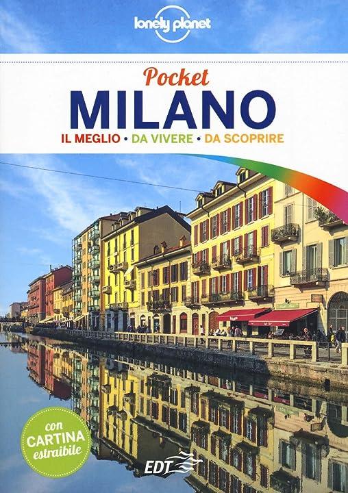 Milano. con carta estraibile (italiano) copertina flessibile 978-8859238867