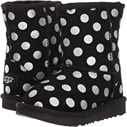 Classic Metallic Dots (Toddler/Little Kid)