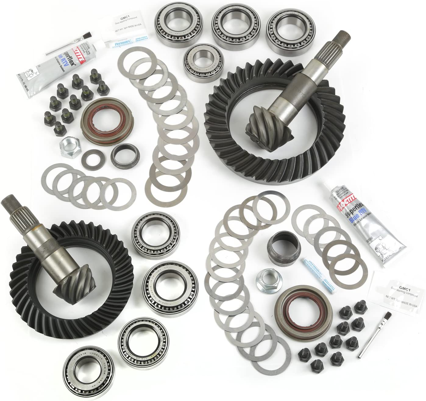 Alloy USA 360003 4.88 Ratio Ring and Max 79% OFF specialty shop for Kit Dana Da 30 Pinion