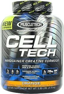 MuscleTech Performance Series Cell-Tech - Orange, 6.0 lbs (2.7 kg)