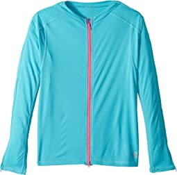 The Jenny L/S Post Surgery Adaptive Top (Little Kids/Big Kids)