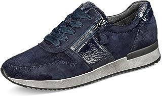 Gabor Baskets basses pour femme, chaussures basses, semelle interchangeable, meilleur ajustement.