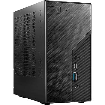 ASRock Intel H470搭載 ベアボーンPC Intel LGA1200(TDP65Wまで)対応 DeskMini H470/B/BB/BOX/JP