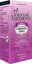 Internal Harmony Natural Progesterone Cream + with Estriol with Vitamin E, B6, B12, and 2000IU Vitamin D