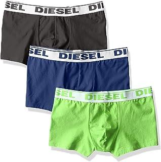 Diesel Men's Shawn Three-Pack Boxer Trunks