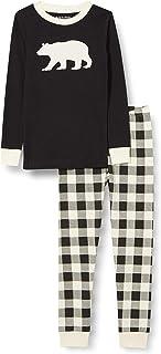Hatley Jongens Pajama Set Long Sleeve Appliqué Pajama Set