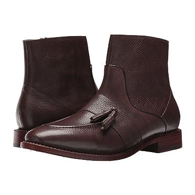 Michael Bastian Gray Label Sidney Tassel Zip Boot (Van Dyck Brown) Men