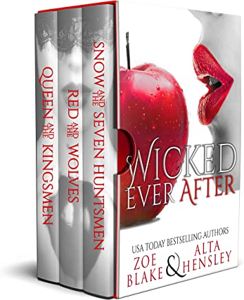 Wicked Ever After: Dark Fantasy Box Set