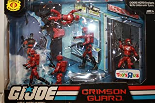 G.I. JOE Exclusive Action Figure Troop Builders Set Cobra Crimson Guard