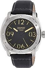 (Renewed) Esprit Analog Black Dial Mens Watch - ES106381001#CR