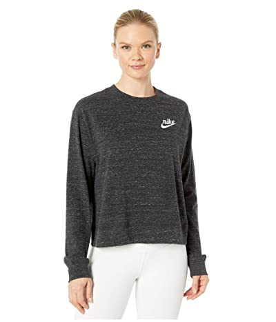 Nike NSW Gym Vintage Crew (Black/Sail) Women