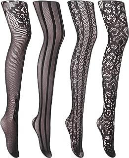 fashion suspender tights