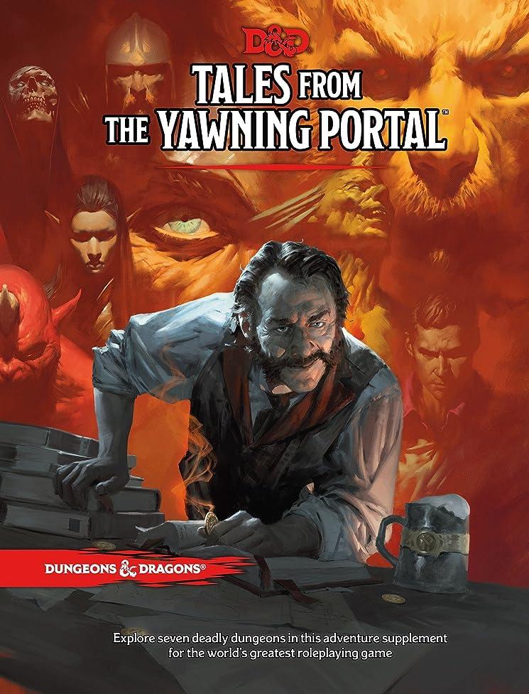 ピーブ排出社会Tales From the Yawning Portal (Dungeons & Dragons)