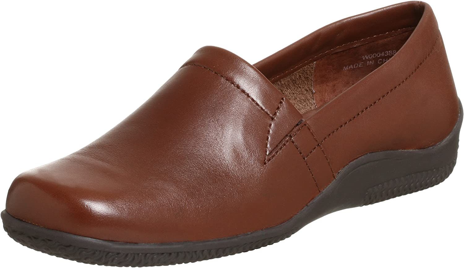 Walking Cradles Women's Darcy, Tobacco Leather, 11 W