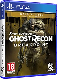 Ghost Recon Breakpoint Gold Edition PlayStation 4