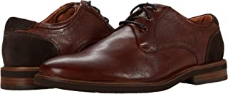 فلورشايم Highland Plain Toe Oxford II لون كونيا/نعل بني ناعم 13 W (3E)