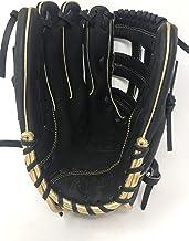 Rawlings Select Pro Series 12.25`` H Web Fielders Glove Black/Gold LHT