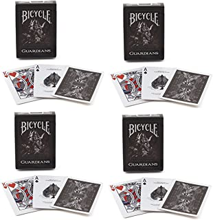 Bicycle Guardians Playing Cards (4-Pack)
