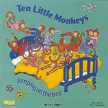 ten little monkeys book