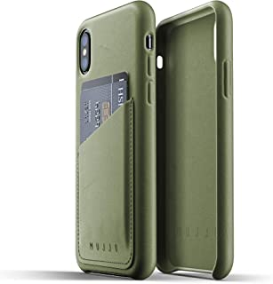 mujjo iphone xr leather case
