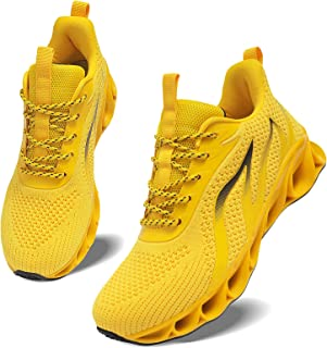 Womens Running Shoes Athletic Non Slip Blade Type Walking Sneakers Sports Tennis Shoes