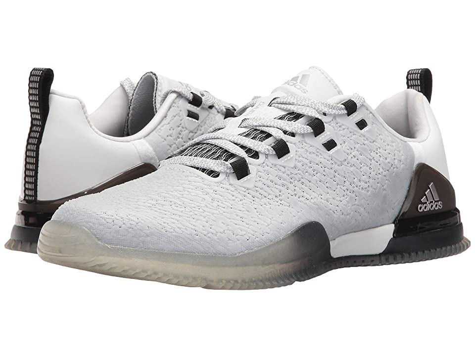 online retailer 0fc1a 91cd7 adidas CrazyPower TR (Footwear WhiteTech Rust MetallicClear Grey) Womens  Cross Training Shoes