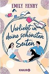Verliebt in deine schönsten Seiten: Roman (German Edition) Format Kindle