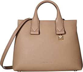 ec17579125f6 MICHAEL Michael Kors. Whitney Large Top-Handle Satchel. $239.99MSRP:  $398.00. Rollins Large Satchel