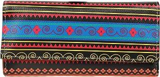 ShopMantra Multicolored Canvas Women's Wallet (LW00000157)