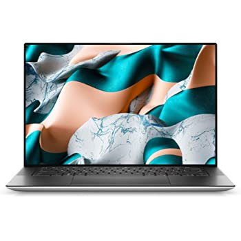 Dell XPS 15 - 15 Inch FHD+, Intel Core i7 10th Gen, 16GB Memory, 512GB Solid State Drive, Nvidia GeForce GTX 1650 Ti 4GB GDDR6, Windows 10 Home (Latest Model) - Silver