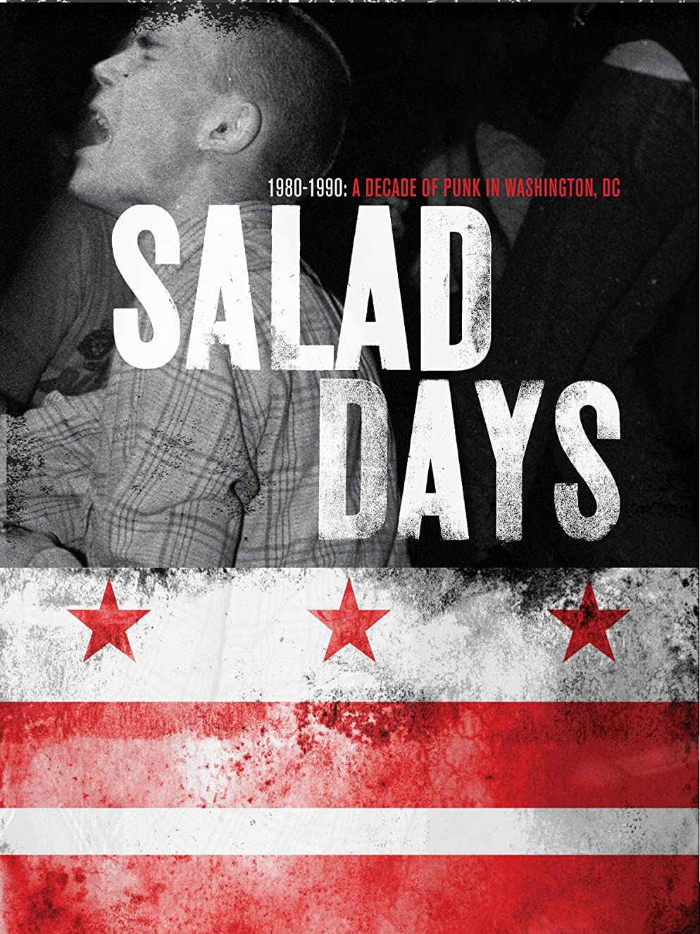 Salad Days: A Decade Of Punk In Washington, DC (1980-90)