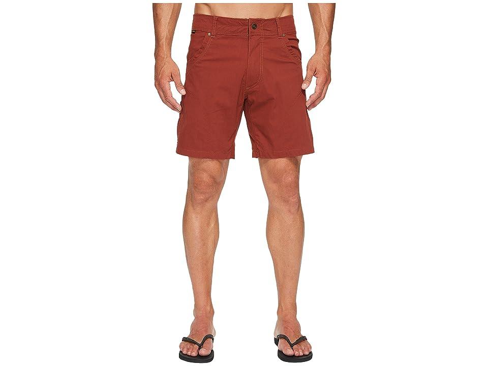 KUHL Ramblr Shorts 8 (Red Rock) Men